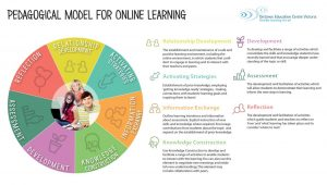 Pedagogical Model for Online Learning